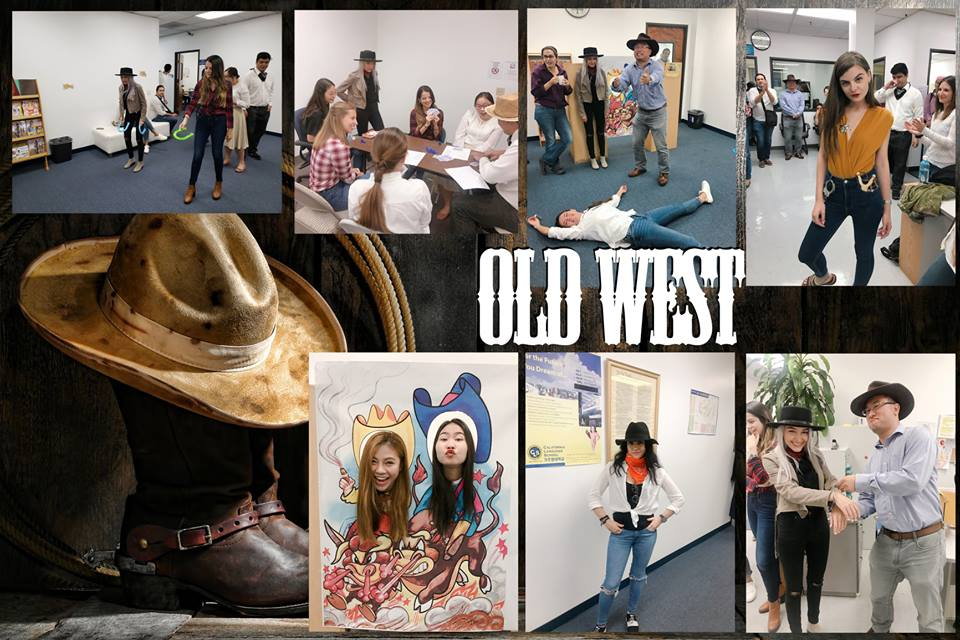old west party 2018